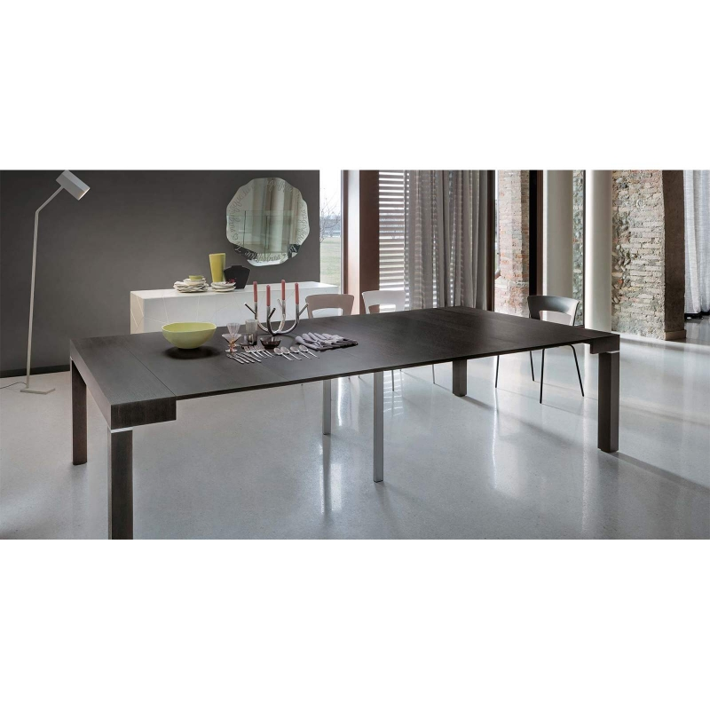 Consolle tavolo allungabile riflessi p190 p300 barthome - Tavolo consolle riflessi p300 prezzo ...