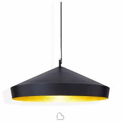 Suspension lamp Tom Dixon Beat Waist