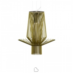 Suspension lamp Foscarini Allegretto Assai