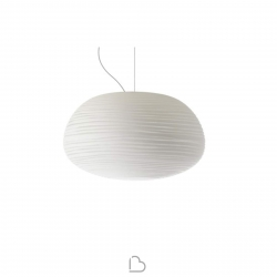 Suspension lamp Foscarini Rituals 2