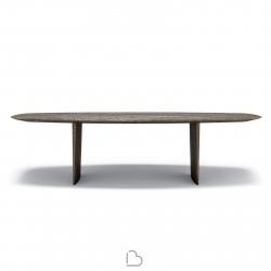 Tavolo top in marmo MisuraEmme Ala