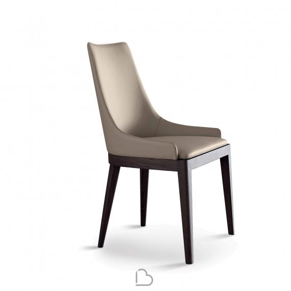 Chair MisuraEmme Cleo high back