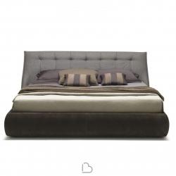 Bett mit Aufbewahrungsbox MisuraEmme Sumo