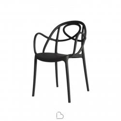 Chair Green Etoile-P