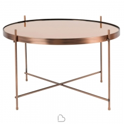 Table basse Zuiver Cupid large & XXL