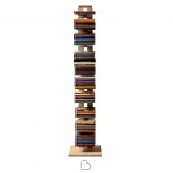 Bookcase Le zie di Milano Zia Ortensia