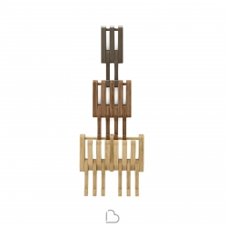 Cintre Sculptures Jeux Hidden
