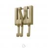 attaccapanni a muro in legno sculptures jeux hidden