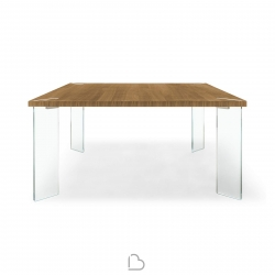 Table Sedit Concrete Rectangular