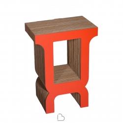 Cardboard Coffe Table Kubedesign Edoardo 58