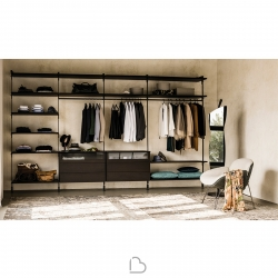 Cattelan Nightport Walk-in closet