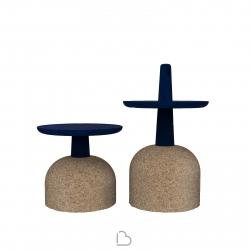 Tavolino Bonaldo Assemblage