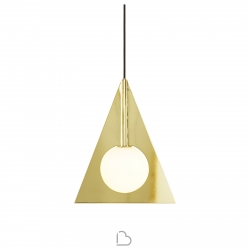 Tom Dixon Suspension lamp Plane Triangle