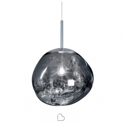 Tom Dixon Suspension Lamp Melt Mini Chrome