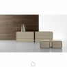 Bedside table Presotto Ice