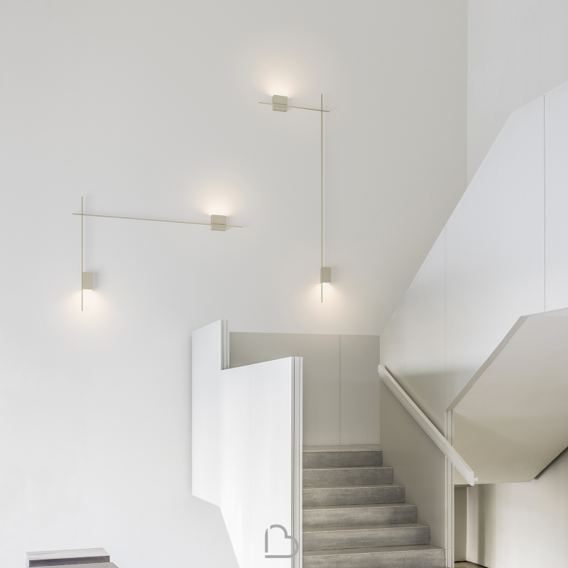 Lampada da parete Vibia Structural 2617 - BartHome