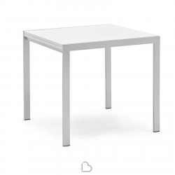 Connubia Calligaris Table Aladino CB/4742-LB 80