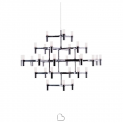 Nemo Crown Major Pendant Lamp