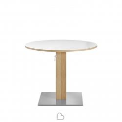 Table ajustable Sculpture Jeux Bistro