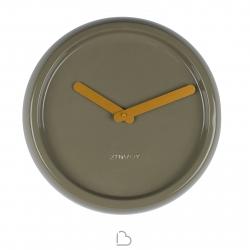 Horloge murale Zuiver Ceramic Green