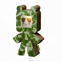 Lampe de table Kubedesign Ted Army