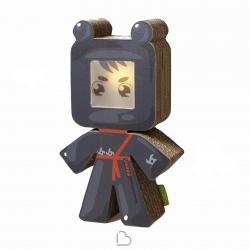 Lámpara de mesa Kubedesign Ted Ninja