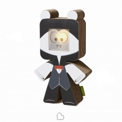 Table lamp Kubedesign Ted Dracula