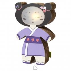 Lámpara de mesa Kubedesign Maya Geisha