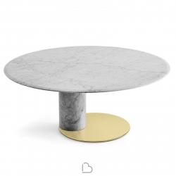 Round table Gallotti & Radice Oto Big