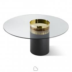 Table rotondo Gallotti & Radice Haumea -T