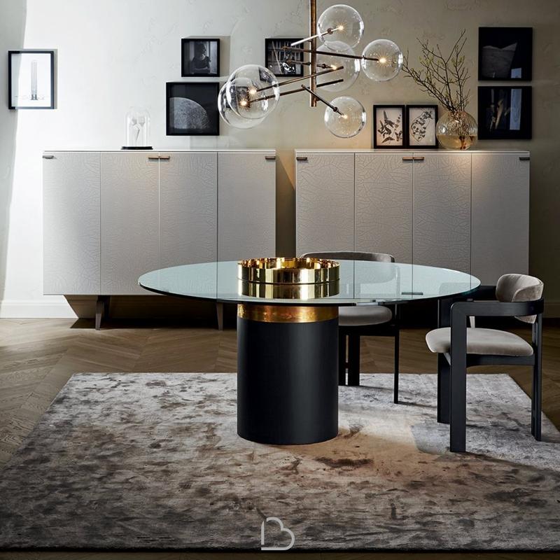 Table Rotondo Gallotti Amp Radice Haumea T Barthome
