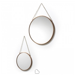 Set 2 mirrors Niko Light Home