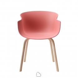 Wooden chair Ondarreta Bai