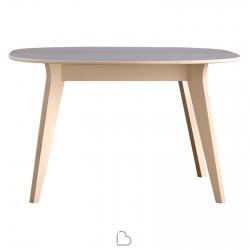 Wooden table Ondarreta Mikado