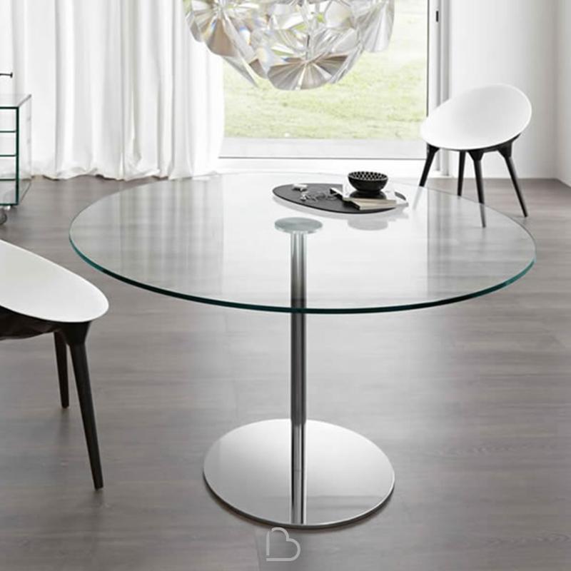 Table Tonelli Farniente Alto Round Barthome