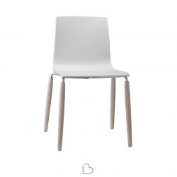 Chair SCAB Design NATURAL ALICE