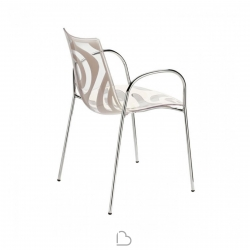 Chair SCAB Design WAVE