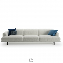 3 Seater sofa MisuraEmme Madison