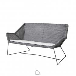 Sofa 2-seater Cane-Line Breeze