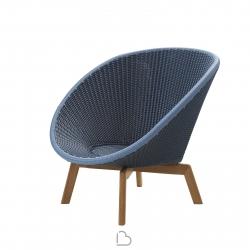 Armchair Cane-line Peacock