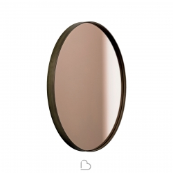Mirror Sovet Italia Visual Round