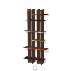 Bibliothèque Sculptures Jeux Joint - Mix
