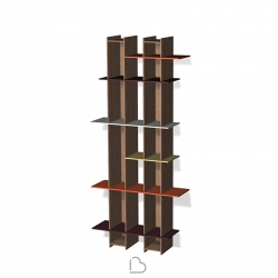 Libreria Sculptures Jeux Joint - Mix