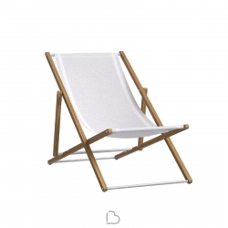Deckchair Atmosphera Nirvana