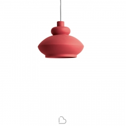 Suspension lamp Miniforms Tora