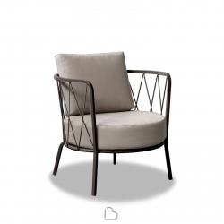 Poltrona Lounge Vermobil Desiree