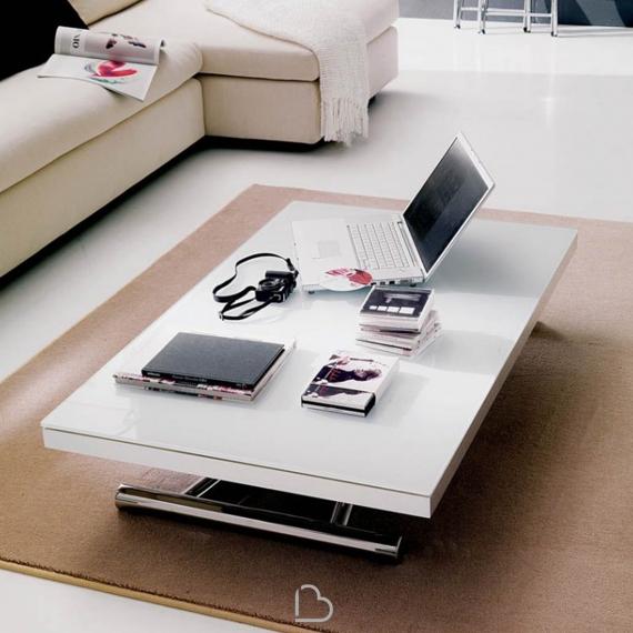 Transformable Table Ozzio Italia T115 Planet