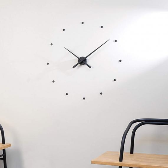 Buy Nomon Mini OJ Clock - Silver   AMARA