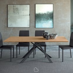 Table Easy-Line Diago ET76 200x100