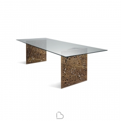 Horm Table Riddled
